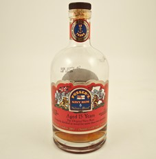 "Pusser's ""Nelson's Blood"" Navy 15"