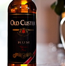 Old Custer Superior Rum