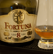 Ron Fortuna Reserva Exclusiva 8
