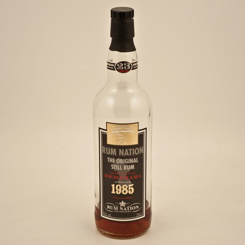 Rum Nation Selected Demerara 23
