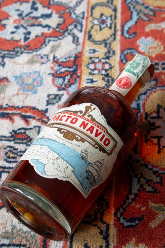 Pacto Navio Single Distillery Cuban Rum
