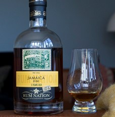 Rum Nation Jamaica 5 Years Old Oloroso Finish Rum
