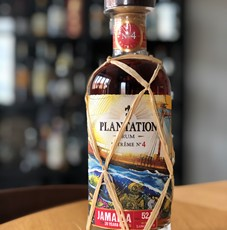 Plantation Rum Extrême No. 4 Jamaica ITP 20 Years Old