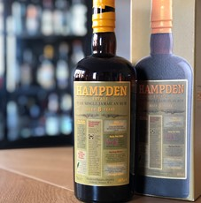 Hampden Estate Pure Single Jamaican Rum Aged 8 Years