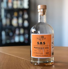 S.B.S Martinique 2019 PX Cask Matured 53 %
