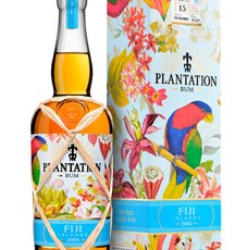 Plantation Rum 2005 Fiji Aged 15 Years 50,2 %