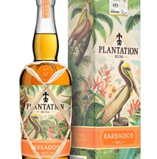 Plantation Rum 2011 Barbados Aged 9 Years 51,1 %