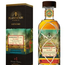 Plantation Rum Extréme Barbados 11 Years Old