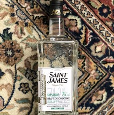 Saint James Brut de Colonne 74,2 % Rhum Agricole