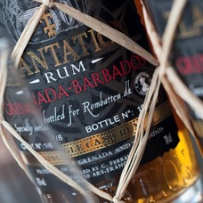Plantation Barbados-Grenada XO Rum - Specially bottled for Romhatten.dk