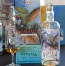 Silver Seal Jamaica Hampden 22 Year Old Rum