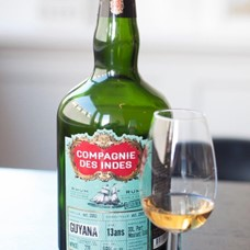 Compagnie Des Indes Guyana 13 Year Old Port Mourant Rum 2