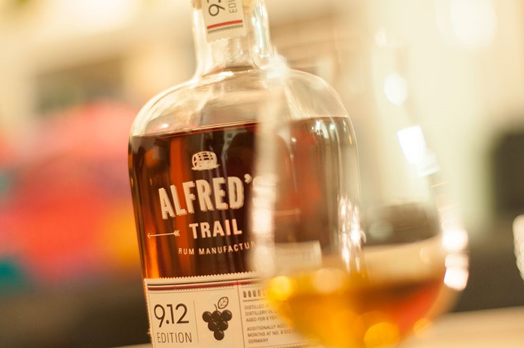 Alfred's Trail Edition 9.12 Barbados Rum