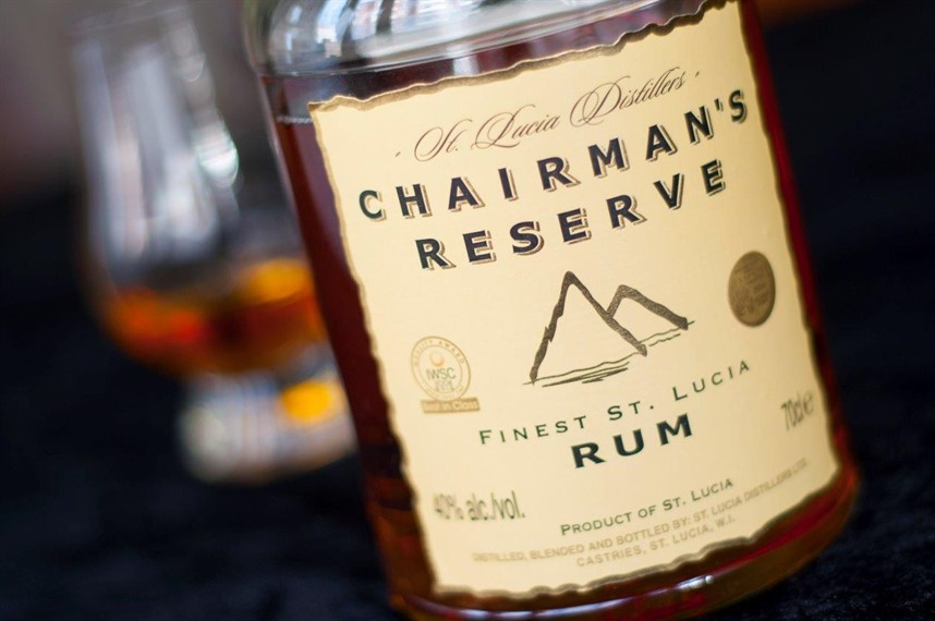 Chairmans Reserve Finest St Lucia Rum 4