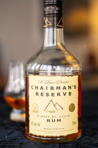 Chairman's Reserve Finest St. Lucia Rum