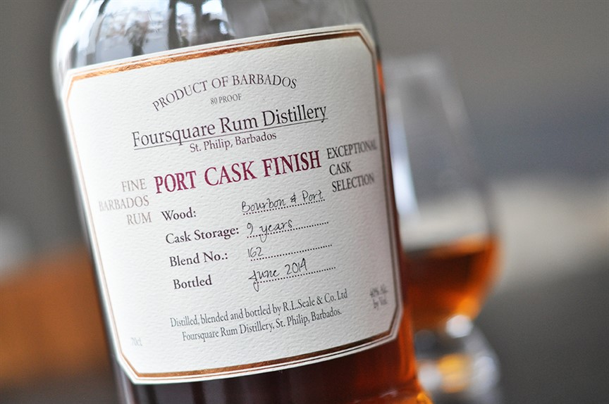 Foursquare Port Cask Finish 10