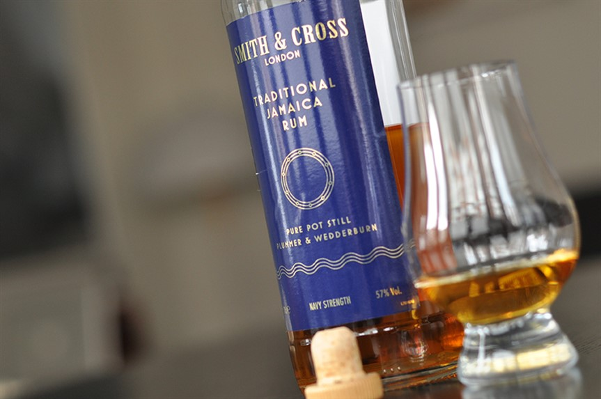 Smith Cross Traditional Jamaica Rum 8