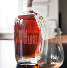 Rom De Luxe 12 Years Old Cask Strength Batch 1