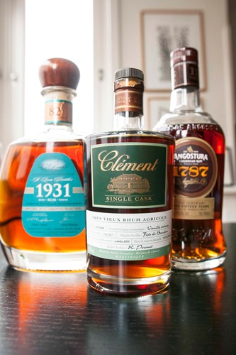 Clément Rhum Single Cask Vanille Intense 5