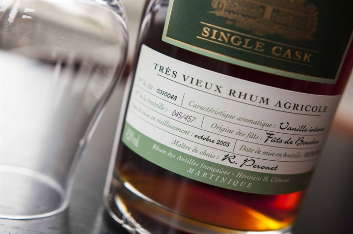 Clément Rhum Single Cask Vanille Intense 2