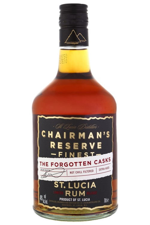 25714409 Sant Lucia Rum Chairmans Reserve The Forgotten High