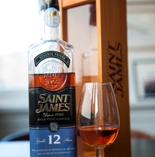 Saint James 12 Ans Agricole Rhum