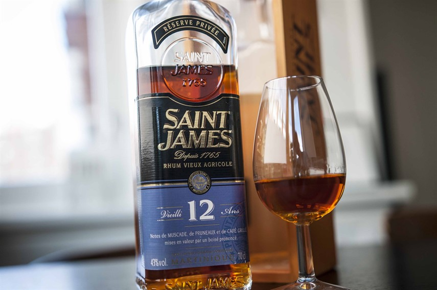 Saint James 12 Ans Rhum Agricole 5