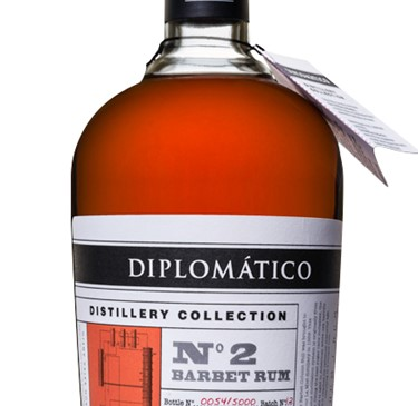 Ron Diplomatico No. 2 Barbet Rum