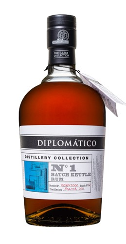 Ron Diplomatico No. 1 Batch Kettle Rum