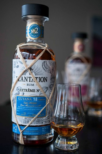 Plantation Extréme Rum Guyana 18 Years