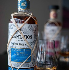 Plantation Extréme Rum Guyana 18 Years No. 2