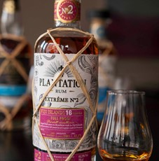 Plantation Extréme Rum Fiji Islands 16 Years No. 2