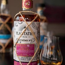 Plantation Extréme Rum Fiji Islands 16 Years