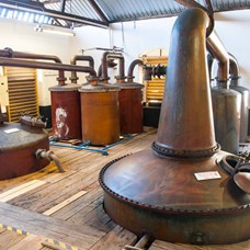 Pot Still - Batch Destillering
