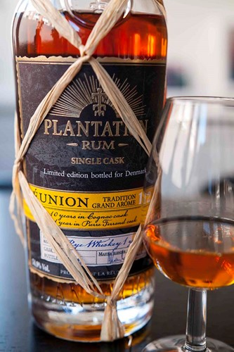 Reunion Grand Arome 12Y Rye Finish 6