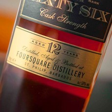 Sixty Six Rum Aged 12 Years Cask Strength