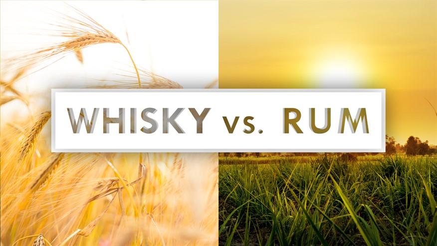 Whisky Vs Rum