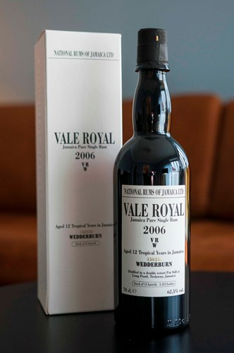 Long Pond Vale Royal 2006 VRW Rum