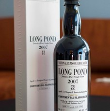 Long Pond 2007 TECC Rum