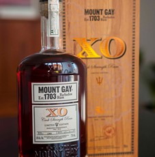 Mount Gay Rum XO Cask Strength 63%