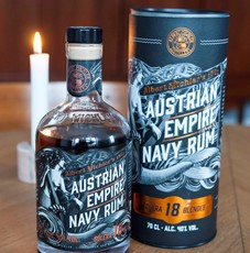 Austrian Empire Navy Rum Solera 18 Blended