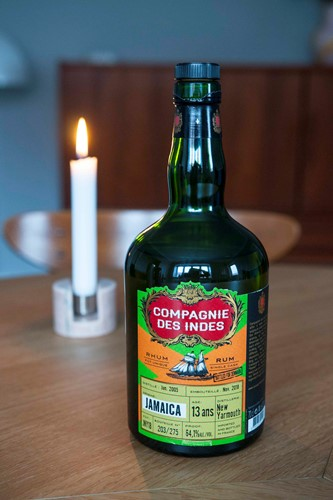 Compagnie des Indes New Yarmouth 13 Years 64,1%
