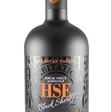 HSE Black Sheriff American Barrel Rhum