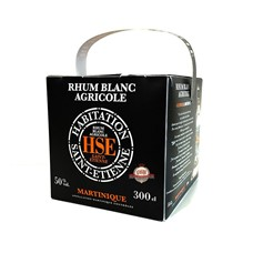 Hse White Rum Bag In Box
