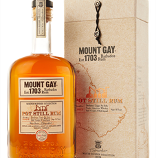Mount Gay Pot Still Rum 2009 48 %